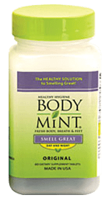 Body Mint Body Odor Supplement Review